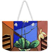 Gods Yellow Orchids Weekender Tote Bag