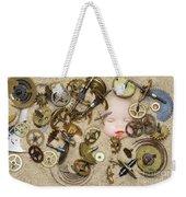 Gof Of Time Weekender Tote Bag