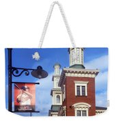 Goin To The Yard Weekender Tote Bag