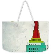 Going Away Weekender Tote Bag