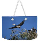 Going For Takeout Weekender Tote Bag