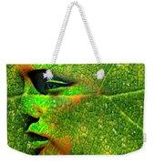Going Green Weekender Tote Bag
