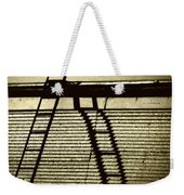 Going Nowhere Quick Weekender Tote Bag