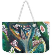 Going On Forever Weekender Tote Bag