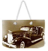 Going Out In Style Weekender Tote Bag
