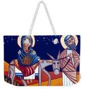 Going To Bethlehem Weekender Tote Bag