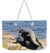 Going To Cool Off Weekender Tote Bag