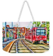 Going To Gillespie Field By Diana Sainz Weekender Tote Bag