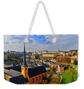 Going To Old Town Weekender Tote Bag