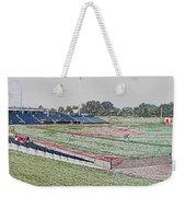 Going To The Baseball Game Digital Art Weekender Tote Bag