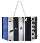 Going Up Weekender Tote Bag by Christi Kraft