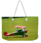 Going Up Weekender Tote Bag by Thomas Young