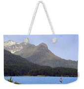 Going Where The Wind Blows Weekender Tote Bag by Jeff Kolker