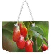 Gojo Berries Weekender Tote Bag