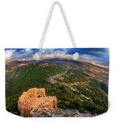 Golan Heights Weekender Tote Bag