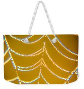 Gold And Diamonds Weekender Tote Bag