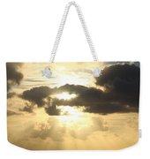 Gold Coast Sunrise Weekender Tote Bag