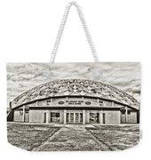 Gold Dome Weekender Tote Bag