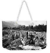 Gold Mining Claim C. 1890 Weekender Tote Bag