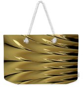 Gold Ridges Weekender Tote Bag