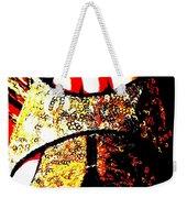Gold Shoe Weekender Tote Bag