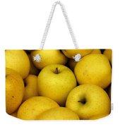 Golden Apples Weekender Tote Bag