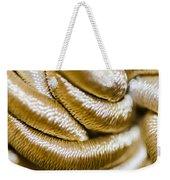 Golden Art Weekender Tote Bag
