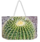 Golden Ball Cactus Weekender Tote Bag