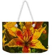 Golden Beauties Weekender Tote Bag