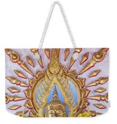 Golden Buddha Statue Weekender Tote Bag