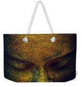 Golden Buddha Weekender Tote Bag