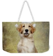 Golden Chef Weekender Tote Bag by Susan Candelario