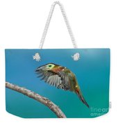 Golden-collared Toucanet Weekender Tote Bag