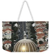 Golden Dome Weekender Tote Bag
