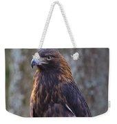 Golden Eagle 3 Weekender Tote Bag