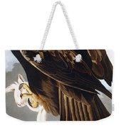 Golden Eagle Weekender Tote Bag by John James Audubon