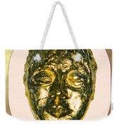 Golden Face From Degas Dancer Weekender Tote Bag