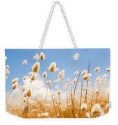 Golden Field Weekender Tote Bag