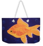 Golden Fish Weekender Tote Bag