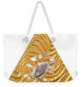 Golden Flow Creator Weekender Tote Bag