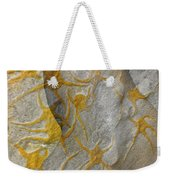Golden Fossil Female Form Weekender Tote Bag