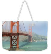 Golden Gate Weekender Tote Bag