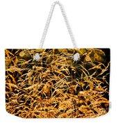 Golden Grasses Weekender Tote Bag