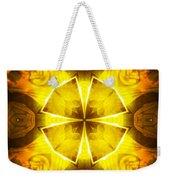 Golden Harmony - 4 Weekender Tote Bag