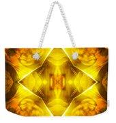 Golden Harmony  Weekender Tote Bag