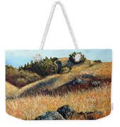 Golden Hills Weekender Tote Bag