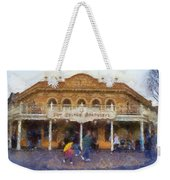 Golden Horseshoe Frontierland Disneyland Photo Art 02 Weekender Tote Bag