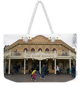 Golden Horseshoe Frontierland Disneyland Weekender Tote Bag