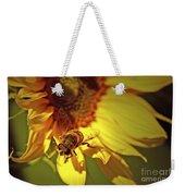 Golden Hoverfly 2 Weekender Tote Bag