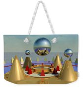 Golden Isle Weekender Tote Bag